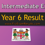 Fiji Intermediate Exam Results 2020